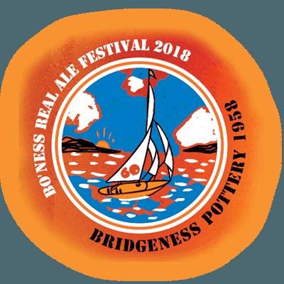 Reals Ale Festival Theme 2018 - Bridgeness Pottery