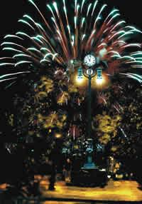 Bo'ness 400 Fireworks