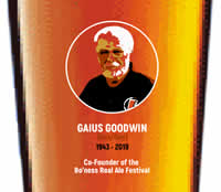 Gus Goodwin - Co-founder of Festival